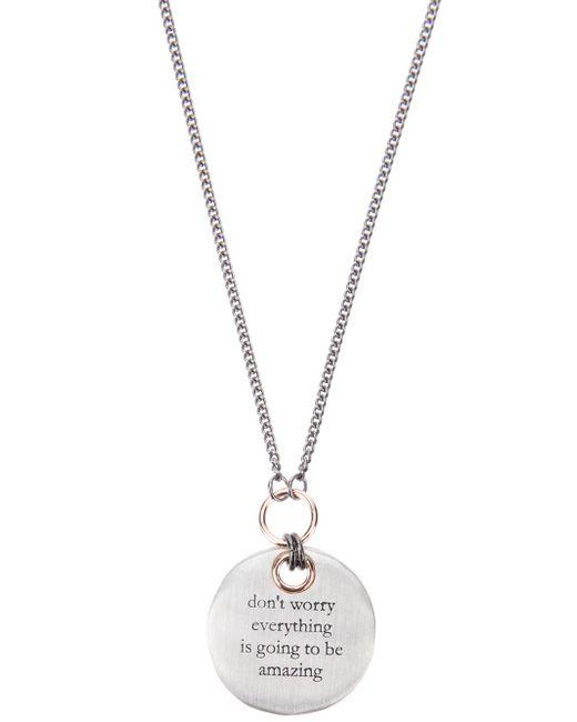 Bjorg | Metallic Amazing Necklace | Lyst
