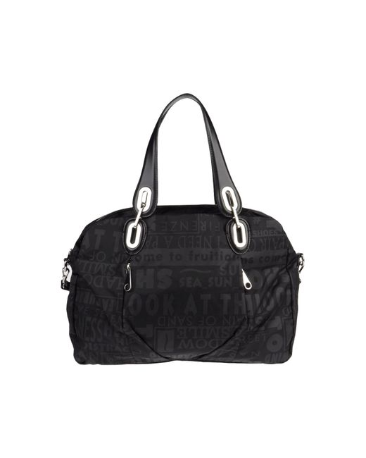 Nannini | Black Large Fabric Bags | Lyst