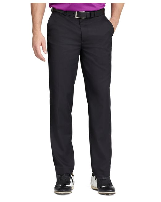 Brooks Brothers | Black St Andrews Links Plain-front Golf Pants for Men | Lyst
