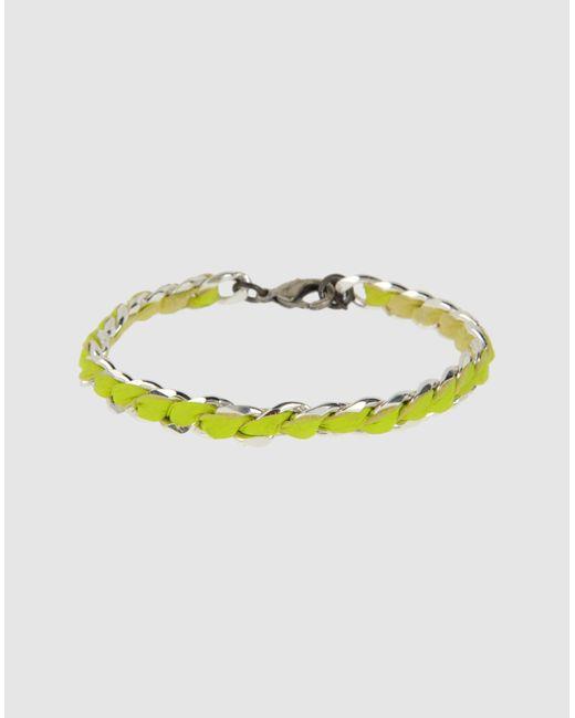Alyssa Norton | Green Bracelet | Lyst