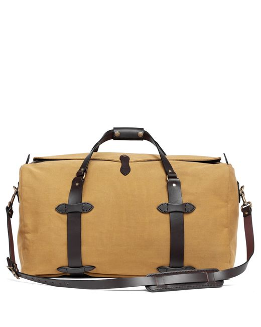 Brooks Brothers | Brown Filson® Medium Duffel Bag for Men | Lyst