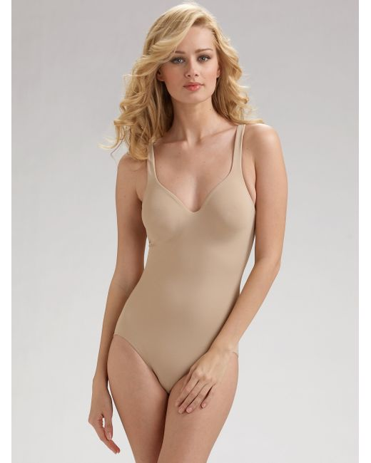 Wacoal | Natural Slenderness All-in-one Bodysuit #801165 | Lyst