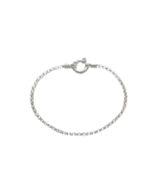 Links of London | Metallic Mini Belcher Bracelet | Lyst
