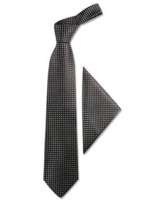 FORZIERI | Blue Polkadots Silk Tie & Pocket Square for Men | Lyst