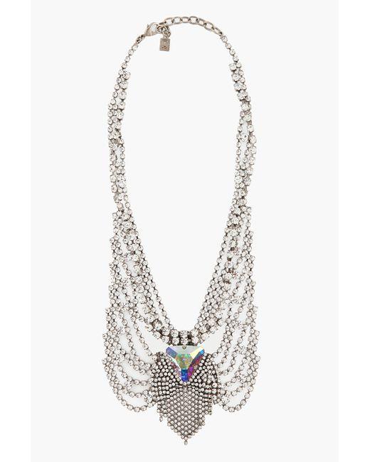 DANNIJO | Metallic Desi Necklace | Lyst