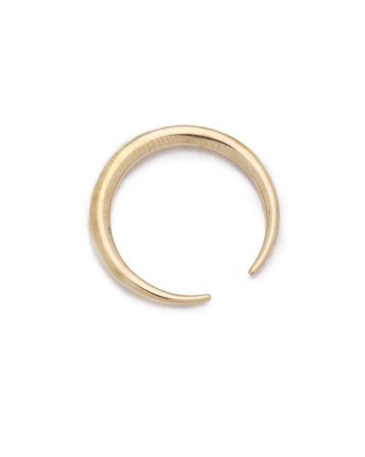 Gabriela Artigas | Yellow Infinite Tusk Ring | Lyst