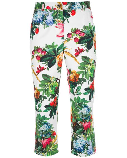 Dolce & Gabbana | Multicolor Casual Pants | Lyst