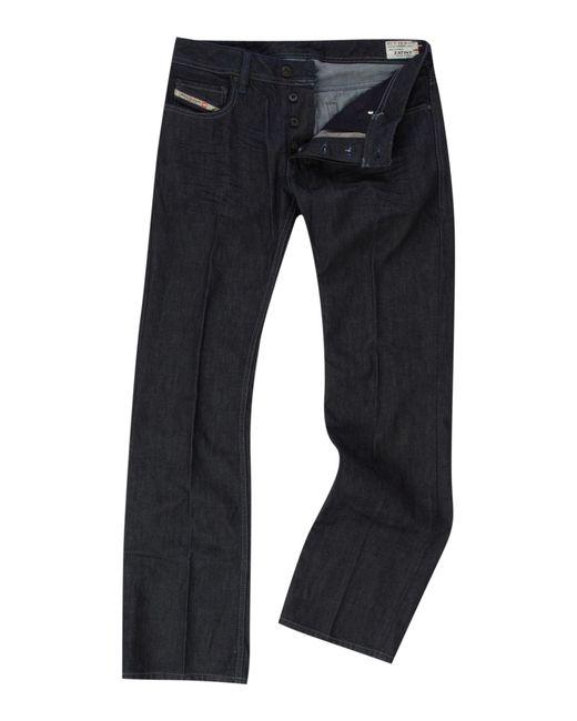 DIESEL | Blue Zatiny 88z Bootcut Jeans for Men | Lyst