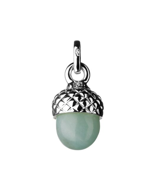Links of London | Metallic Love Note Acorn Amazonite Charm | Lyst