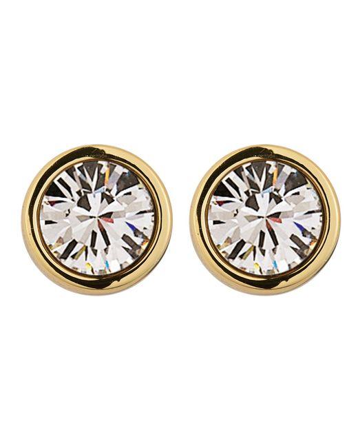 Dyrberg/Kern | Metallic Thelma Shiny Gold Earrings | Lyst