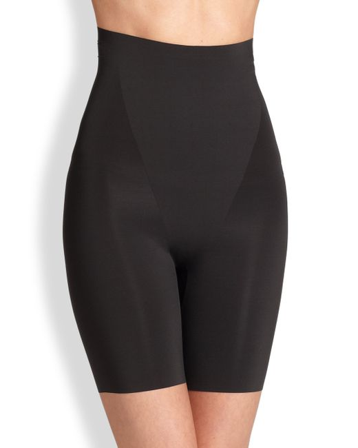 Spanx | Black Trust Your Thinstincts High-waist Shaper | Lyst