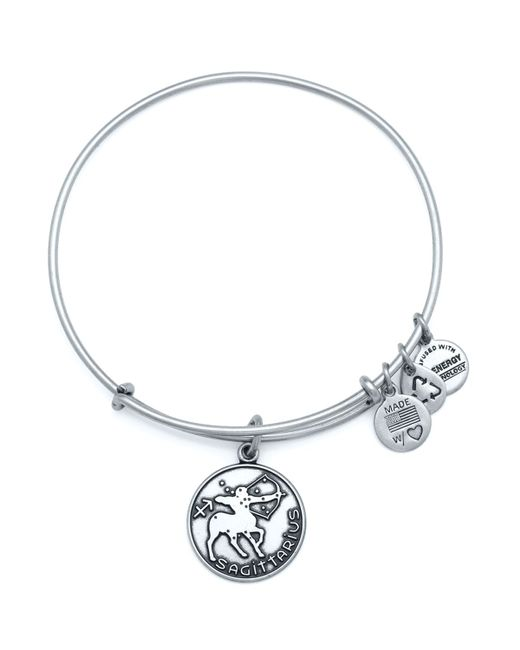 ALEX AND ANI | Metallic Sagittarius Bangle | Lyst