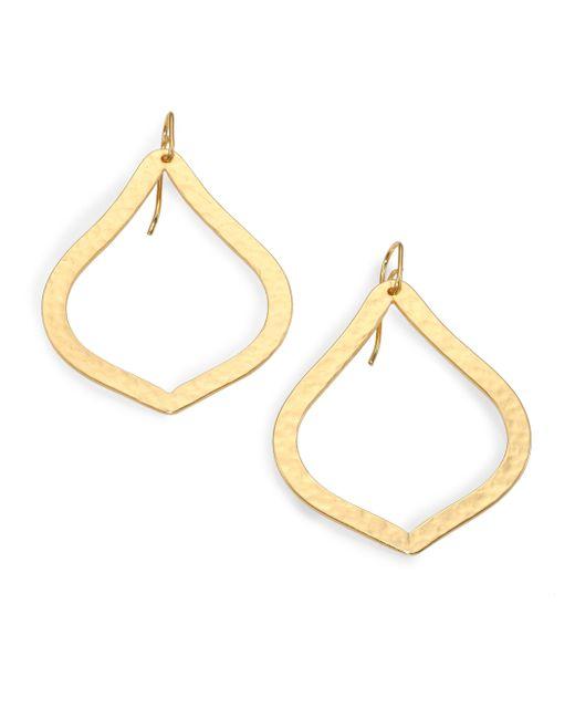 Stephanie Kantis | Metallic Paris Ornament Drop Earrings | Lyst