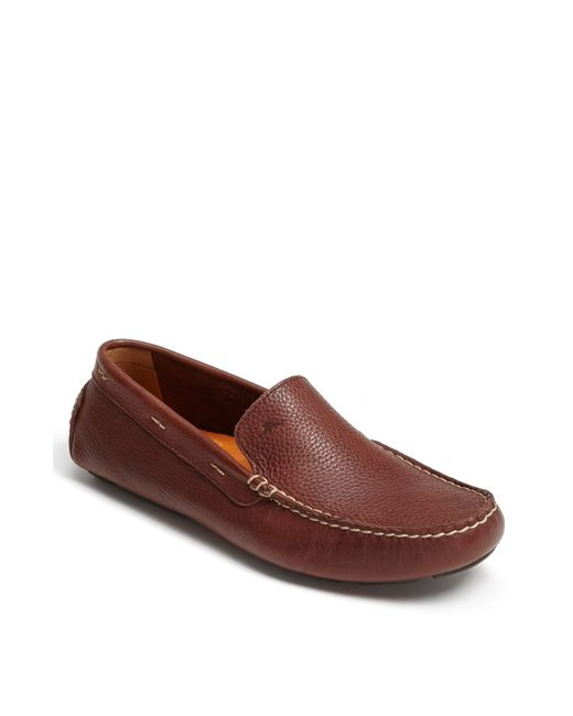 Tommy Bahama | Brown 'pagota' Driving Shoe for Men | Lyst