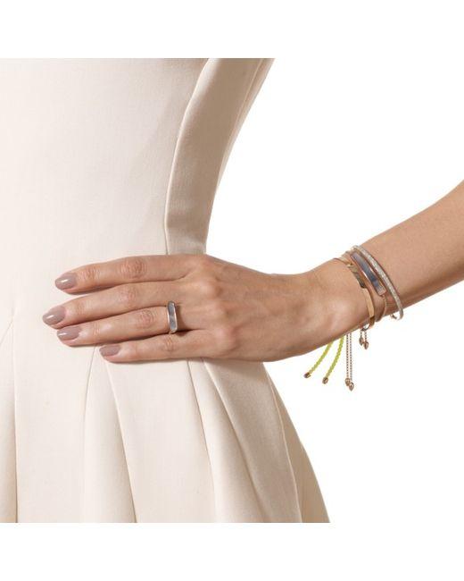 Monica Vinader | Gray Baja Bracelet | Lyst