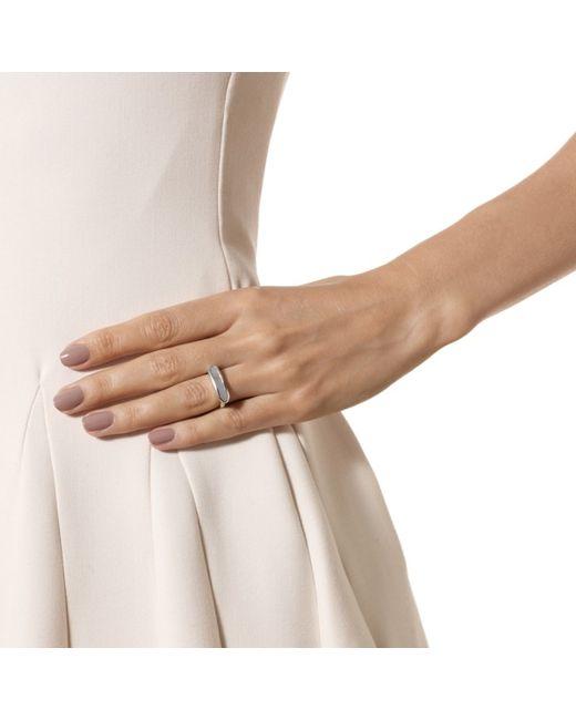 Monica Vinader   Gray Baja Ring   Lyst