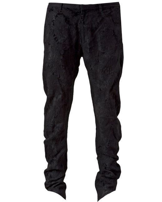 Julius   Black Sarouel Trousers for Men   Lyst