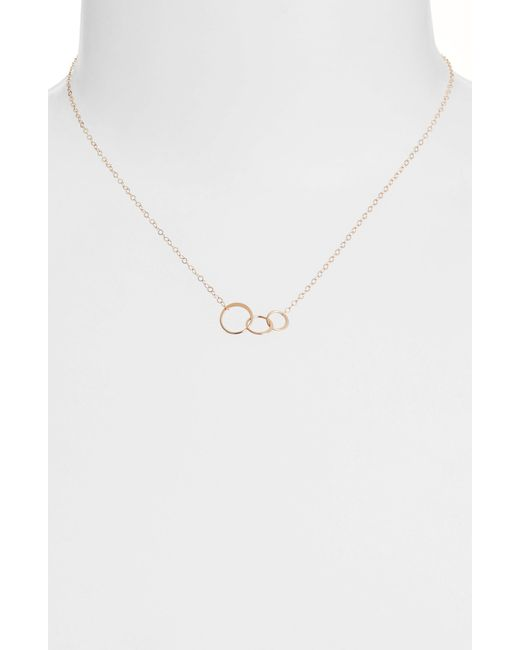 Melissa Joy Manning | Metallic Link Collar Necklace | Lyst