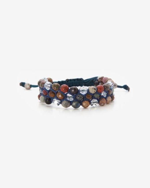 Chan Luu | Multicolor Crystal Bead Bracelet | Lyst