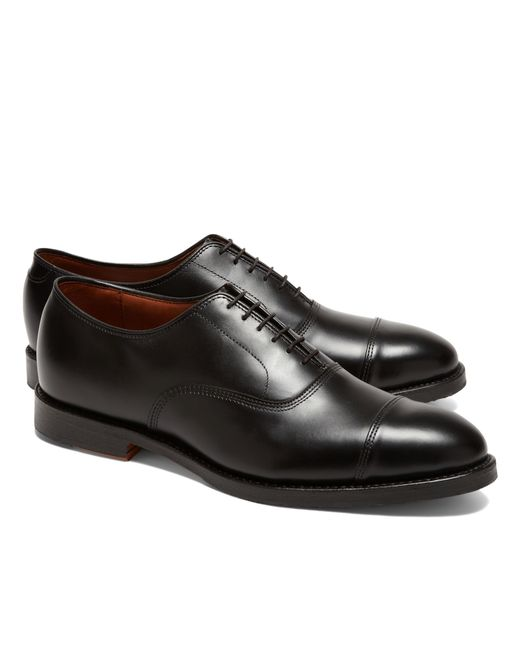 Brooks Brothers | Black Allen Edmonds For Leather Captoes for Men | Lyst
