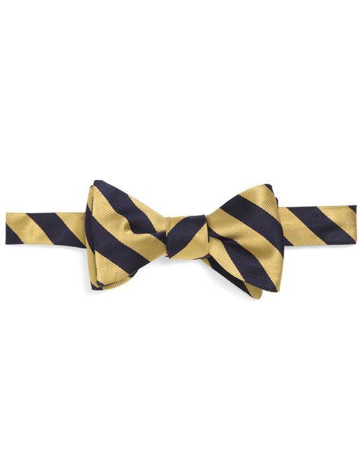 Brooks Brothers | Metallic Bb#4 Repp Bow Tie for Men | Lyst