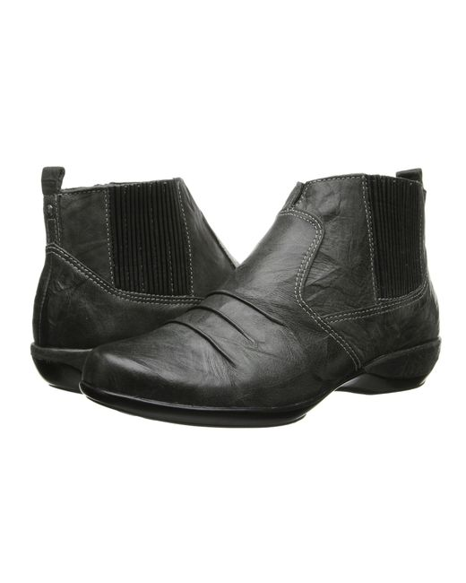 Aetrex | Gray Kailey Ankle Boot | Lyst