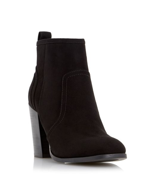 Dune   Black Trish Over The Knee Boots   Lyst