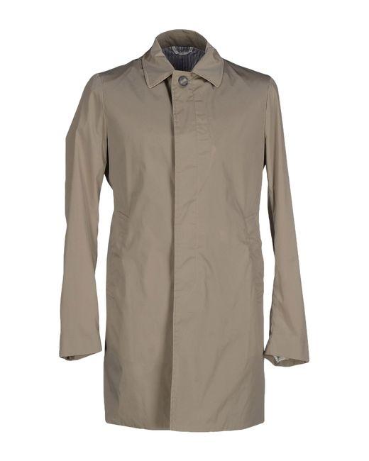 Obvious Basic | Natural Full-length Jacket for Men | Lyst