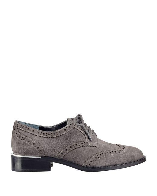 Katie Shoes Wingtip Womens