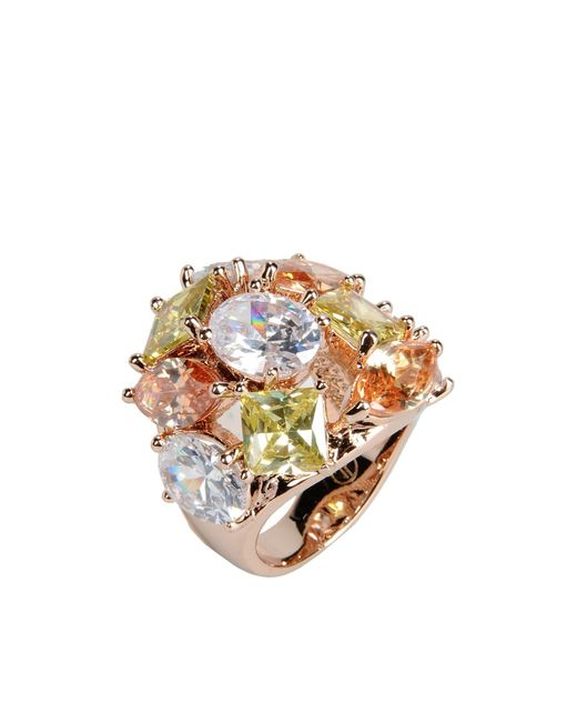 Jenny Packham | Multicolor Ring | Lyst