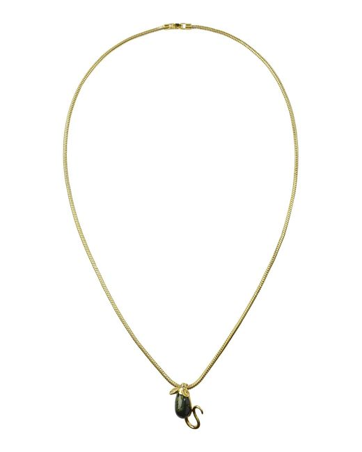 Sonia Rykiel | Metallic Necklace | Lyst