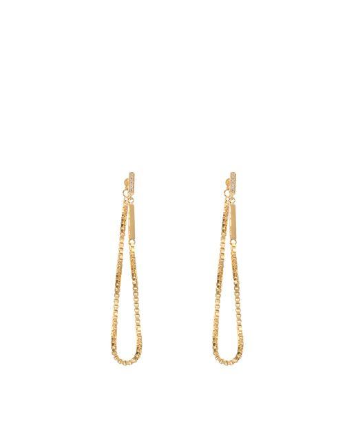 Elizabeth and James | Metallic Delgado Earrings | Lyst