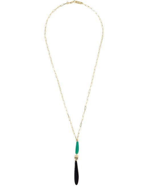 Isabel Marant | Green 'colorado' Necklace | Lyst