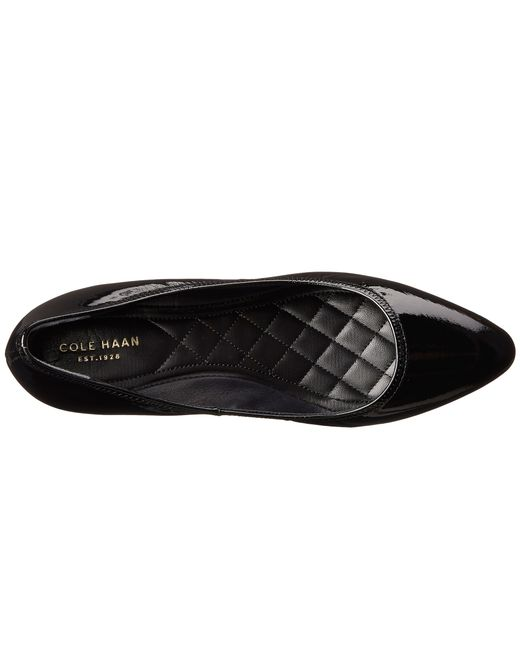 Cole Haan | Black Tali Lux Wedge | Lyst