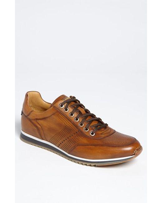 Saks Fifth Avenue | Brown 'pueblo' Sneaker for Men | Lyst