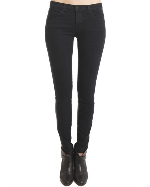 J Brand | Blue Denim Pants | Lyst