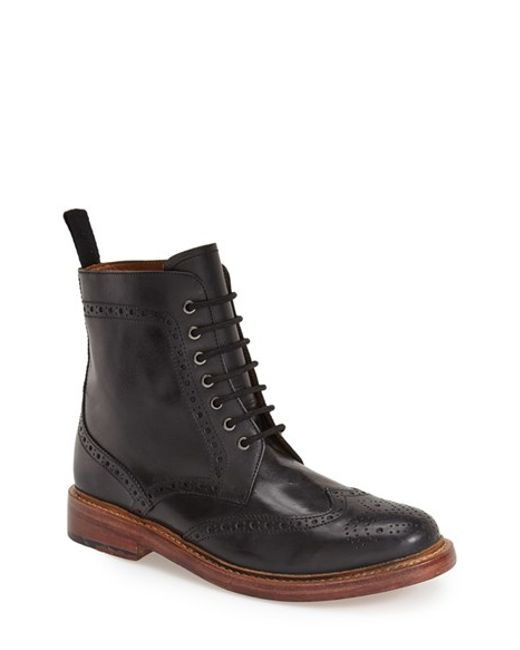 Lotus | Black Dunford Chukka Boots for Men | Lyst