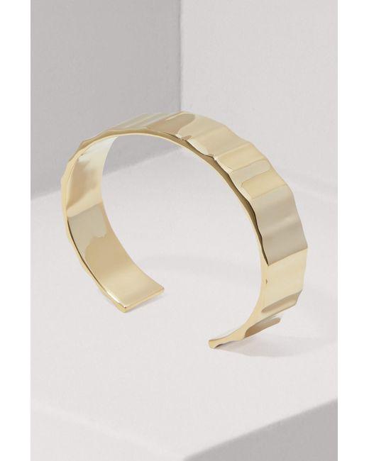 Isabel Marant - Metallic Tin Bracelet - Lyst