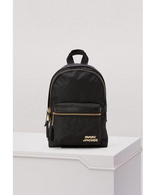 Marc Jacobs - Black Medium Backpack - Lyst