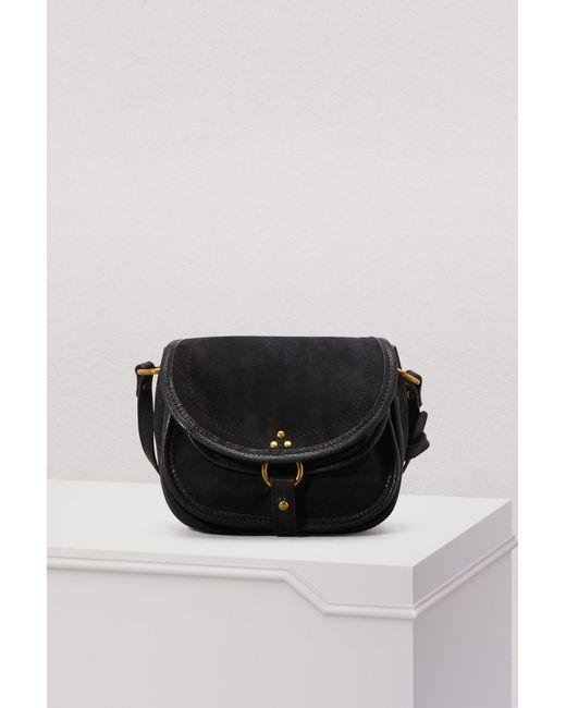 90058c3f2ac Lyst - Mini sac porté épaule Félix Jérôme Dreyfuss en coloris Noir