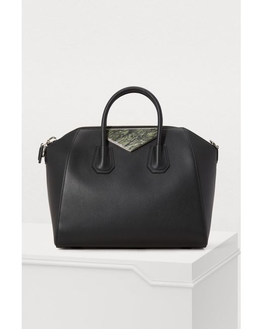 6ca60324e8 Givenchy - Multicolor Antigona Shoulder Bag - Lyst ...