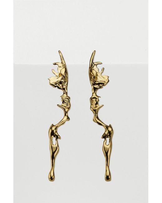 Annelise Michelson - Metallic Solar Lava Earrings - Lyst