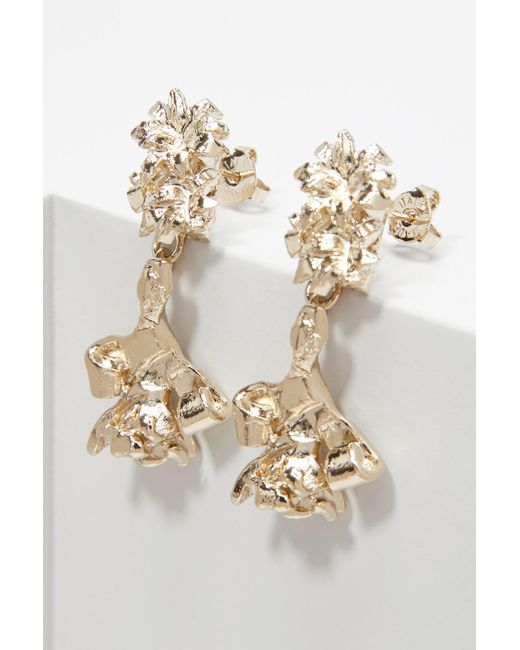 Valentino | Multicolor Flower Earings | Lyst