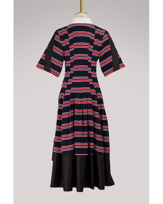 striped polo dress - Red Koch PtTghIfB4x