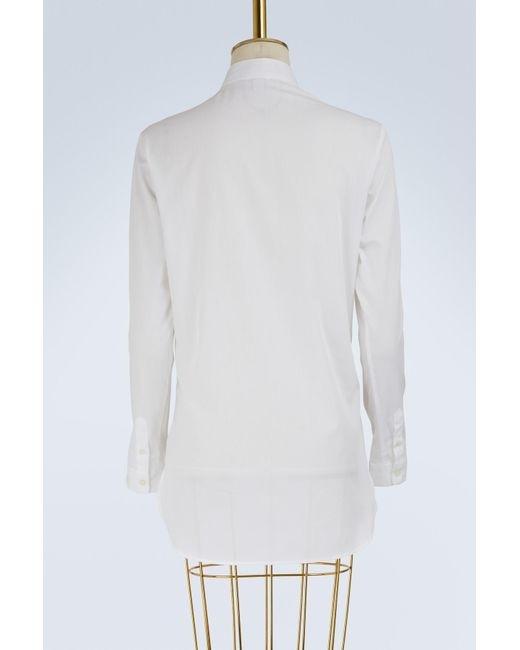 Rachel cotton shirt Marie Marot Discount Browse New Sale Online Eastbay Sale Online sQ826F
