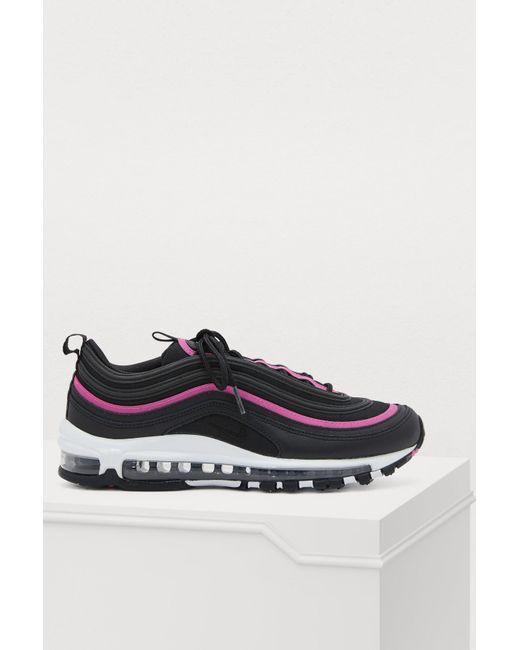 Nike - Black Air Max 97 Lx Sneakers - Lyst ... 7fd8f6bb6