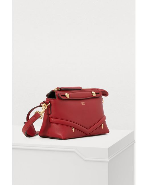 e0d48f1e21da ... Fendi - Red By The Way Crossbody Bag - Lyst ...