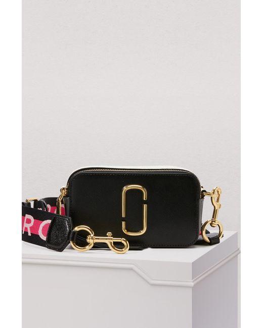 "Marc Jacobs - Black ""snapshot "" Cross-body Bag - Lyst"