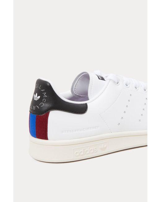ac3fb1c35af ... Stella McCartney - White Stella Sneakers - Lyst