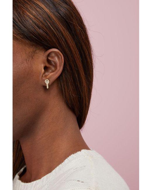 Marc Jacobs | Metallic Keys Earrings | Lyst